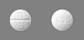 ビソプロロールフマル酸塩錠0.625mg「日医工」