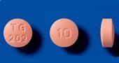 ドネペジル塩酸塩錠10mg「タナベ」