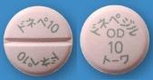 ドネペジル塩酸塩OD錠10mg「トーワ」
