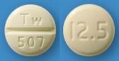 ヒドロクロロチアジドOD錠12.5mg「トーワ」