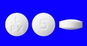 パロキセチン錠5mg「テバ」