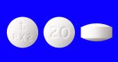 パロキセチン錠20mg「テバ」