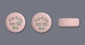 ドネペジル塩酸塩OD錠10mg「明治」