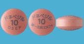 ドネペジル塩酸塩錠10mg「DSEP」