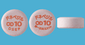 ドネペジル塩酸塩OD錠10mg「DSEP」