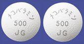メコバラミン錠500μg「JG」