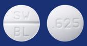 ビソプロロールフマル酸塩錠0.625mg「サワイ」