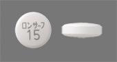 ロンサーフ配合錠T15