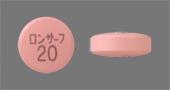 ロンサーフ配合錠T20