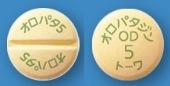 オロパタジン塩酸塩OD錠5mg「トーワ」