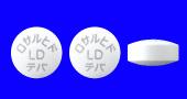 ロサルヒド配合錠LD「テバ」