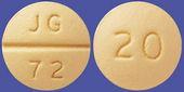 バルサルタン錠20mg「JG」