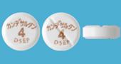 カンデサルタン錠4mg「DSEP」