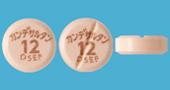 カンデサルタン錠12mg「DSEP」