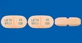 レボフロキサシン錠500mg「ZE」