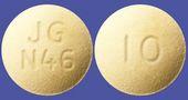 カルベジロール錠10mg「JG」