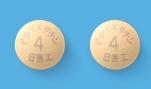 ピタバスタチンカルシウム錠4mg「日医工」