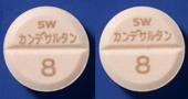 カンデサルタン錠8mg「サワイ」[高血圧症]