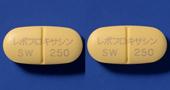 レボフロキサシン錠250mg「サワイ」
