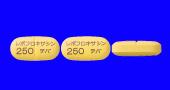 レボフロキサシン錠250mg「テバ」