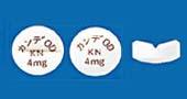 カンデサルタンOD錠4mg「KN」[高血圧症]