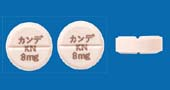 カンデサルタン錠8mg「KN」[高血圧症]