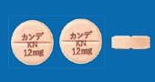 カンデサルタン錠12mg「KN」