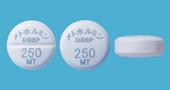 メトホルミン塩酸塩錠250mgMT「DSEP」