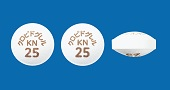 クロピドグレル錠25mg「KN」
