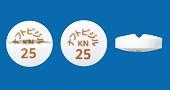 ナフトピジル錠25mg「KN」