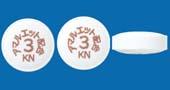 アマルエット配合錠3番「KN」