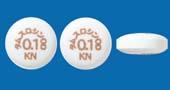 タムスロシン塩酸塩OD錠0.1mg「KN」