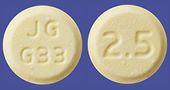 オロパタジン塩酸塩OD錠2.5mg「JG」