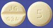 オロパタジン塩酸塩OD錠5mg「JG」