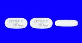 ロサルヒド配合錠HD「テバ」