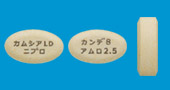 カムシア配合錠LD「ニプロ」