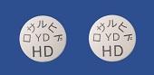 ロサルヒド配合錠HD「YD」