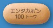 エンタカポン錠100mg「トーワ」