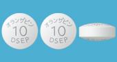 オランザピン錠10mg「DSEP」