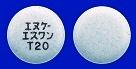 エヌケーエスワン配合OD錠T20