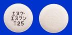 エヌケーエスワン配合OD錠T25