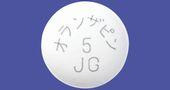 オランザピン錠5mg「JG」