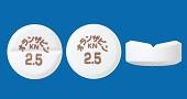 オランザピン錠2.5mg「KN」