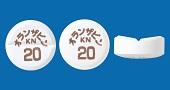 オランザピン錠20mg「KN」