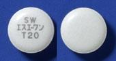 エスエーワン配合OD錠T20