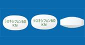 ラロキシフェン塩酸塩錠60mg「KN」