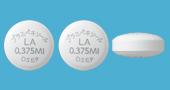 プラミペキソール塩酸塩LA錠0.375mgMI「DSEP」