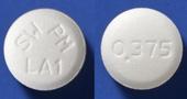 プラミペキソール塩酸塩LA錠0.375mgMI「サワイ」