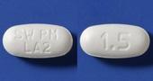 プラミペキソール塩酸塩LA錠1.5mgMI「サワイ」