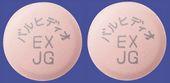 バルヒディオ配合錠EX「JG」